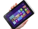 The slate is expected to be the first 8-inch device to run the operating system.