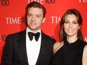 "Justin Timberlake says marrying Jessica Biel was a ""really good decision""."