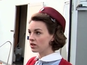 Miranda Hart and Jessica Raine star in the hilarious video short.