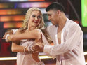 "Victor Ortiz says he's thankful to have made ""great friends"" on the dancing show."