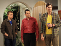 Jon Cryer and Ashton Kutcher bid farewell to Two and a Half Men next year.