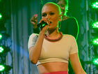 Jessie J performs snippet of new single 'Wild' on YouTube - video