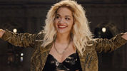 Rita Ora kick-stars a London street race between Vin Diesel and Michelle Rodriguez in Fast & Furious 6.