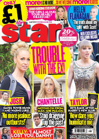 Star Magazine cover - May 6