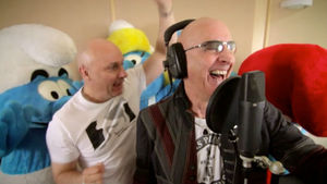 Right Said Fred 'I'm Too Smurfy' music video