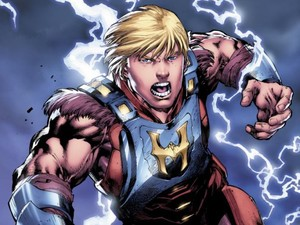 He-Man and the Masters of the Universe #4 costume change