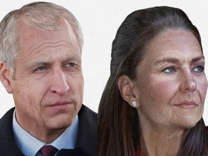 Duchess of Cambridge, Prince William, aged depiction, 80, 81, Nickolay Lamm and Nikolett Meresz for MyVoucherCodes.co.uk, old age