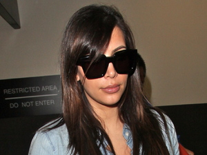 Kim Kardashian, LAX, pregnant, reality TV star
