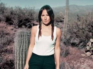 KT Tunstall 'Feel It All' artwork