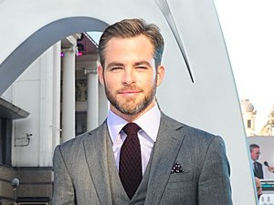 Chris Pine arriving for the premiere of Star Trek Into Darkness at the Empire Leicester Square, London.
