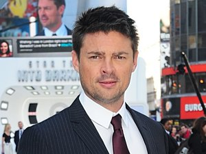 Karl Urban arriving for the premiere of Star Trek Into Darkness at the Empire Leicester Square, London.