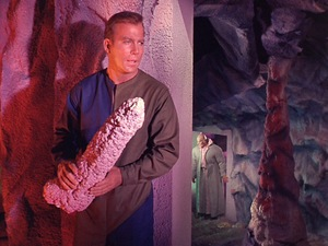 Star Trek: The Original Series, Series 1, Episode 7 'What Are Little Girls Made Of?'