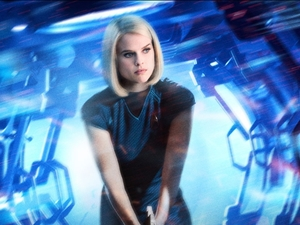 Alice Eve as Carol Marcus in 'Star Trek Into Darkness'
