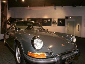 Porsche 911 Coupe originally owned by Steve McQueen