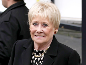 Liz Dawn in 2010.