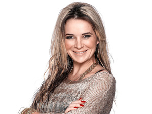 Kierston Wareing as Kirsty Branning in EastEnders