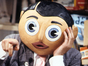 Chris Sievey as Frank Sidebottom