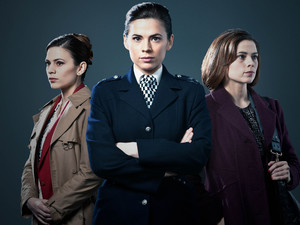 Hayley Atwell as Denise Woods in &#39;Life of Crime&#39;