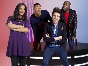 &#39;Sweat The Small Stuf&#39; - Rochelle Humes, Rickie, Nick Grimshaw, Melvin 