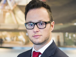 The Apprentice 2013: Jordan Poulton