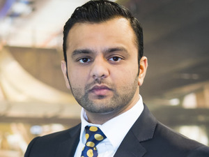 The Apprentice 2013: Zeeshaan Shah