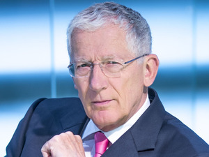 The Apprentice 2013: Nick Hewer