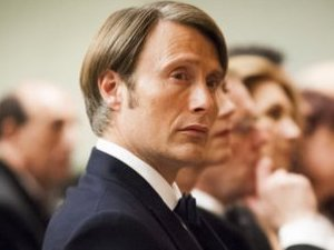 Mads Mikkelsen as Dr. Hannibal Lecter in Hannibal S01E06: Sorbet