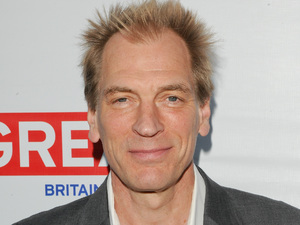 Actor Julian Sands