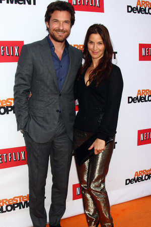 Jason Bateman, Amanda Anka, Netflix, Arrested Development Season 4 premiere, Los Angeles
