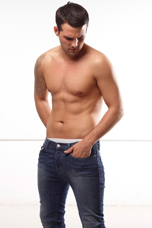 Men's Health's Six-Pack Challenge: Ricky Rayment