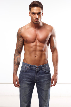 Men's Health's Six-Pack Challenge: Mario Falcone