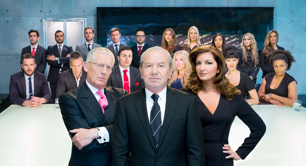 'The Apprentice' Series 9 cast.