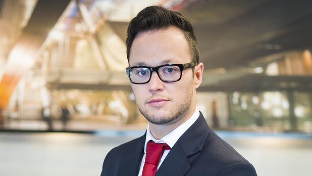 The Apprentice 2013: Jordan Poulton