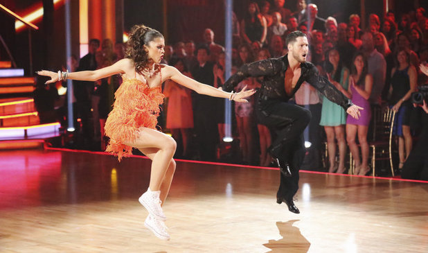 Week 7: Zendaya and Val Chmerkovskiy