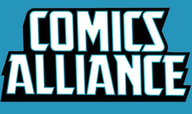 Comics Alliance logo