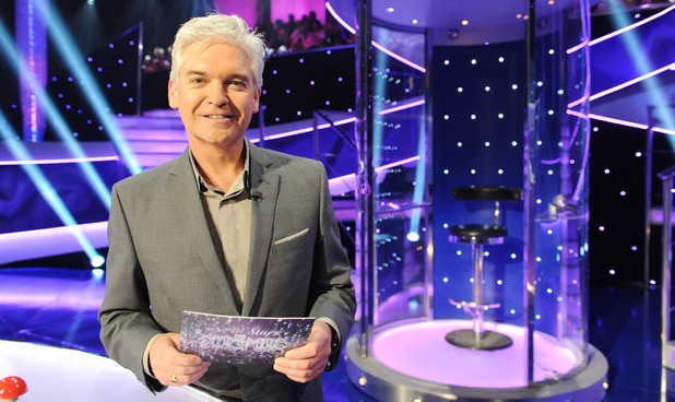 Phillip Schofield on 'All Star Mr & Mrs'
