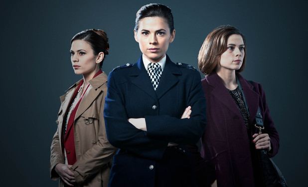 Hayley Atwell as Denise Woods in 'Life of Crime'