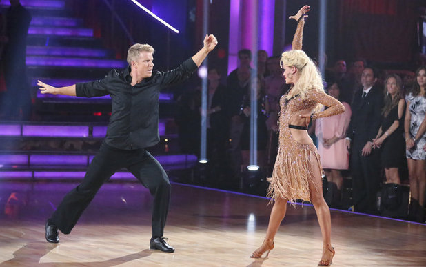 Week 7: Sean Lowe and Peta Murgatroyd