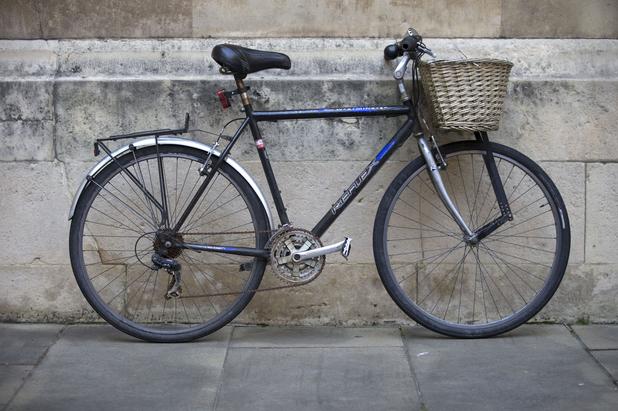 Plebgate bike