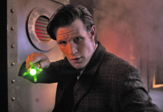 Doctor Who: 'The Crimson Horror'