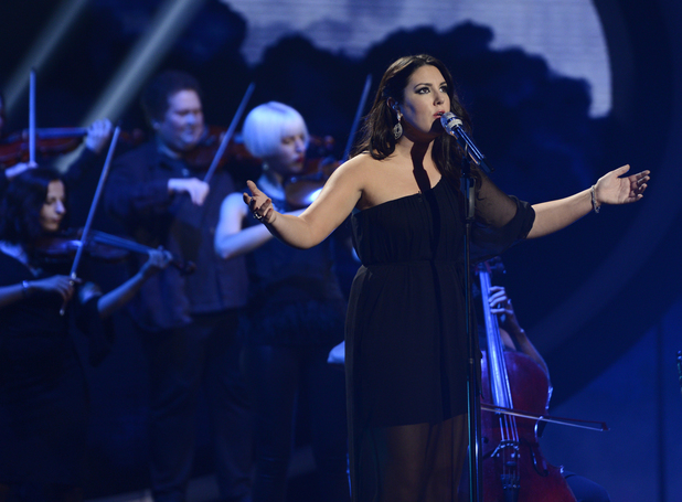 Kree Harrison performs on 'American Idol' semi-final