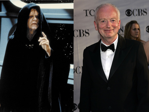 Ian McDiarmid: Then & Now