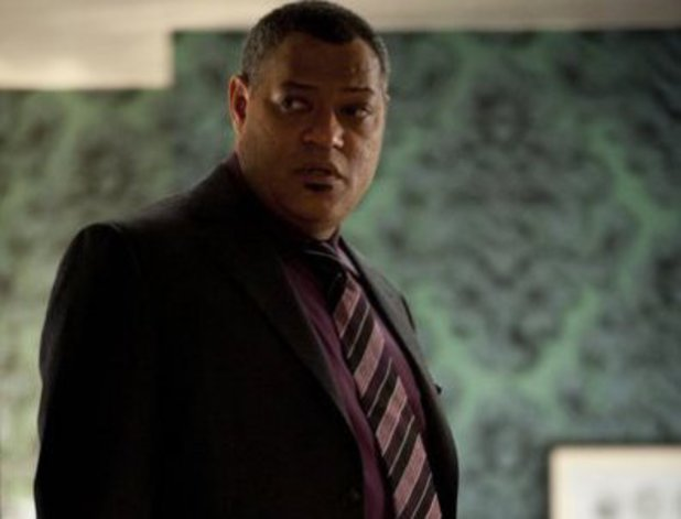Laurence Fishburne as Jack Crawford in Hannibal S01E06: Sorbet