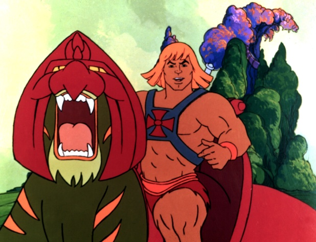 A still from 'He-man: Masters of the Universe'