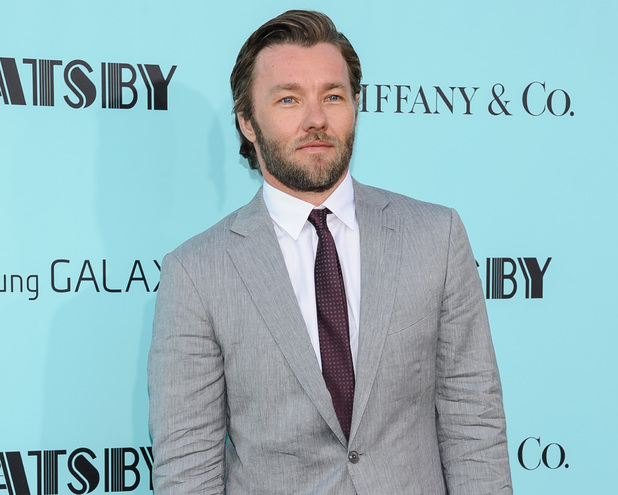 Joel Edgerton, The Great Gatsby, US premiere