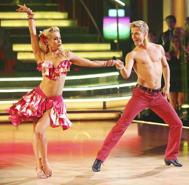 Week 7: Kellie Pickler and Derek Hough