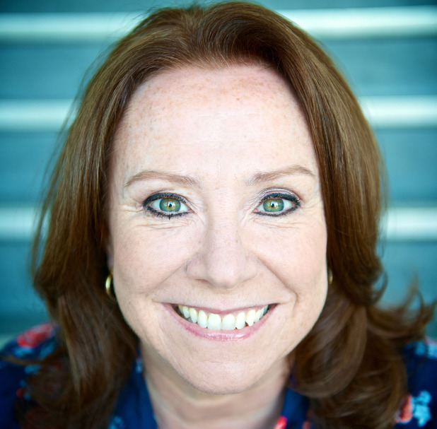 Melanie Hill as Maggie Budgen on Waterloo Road