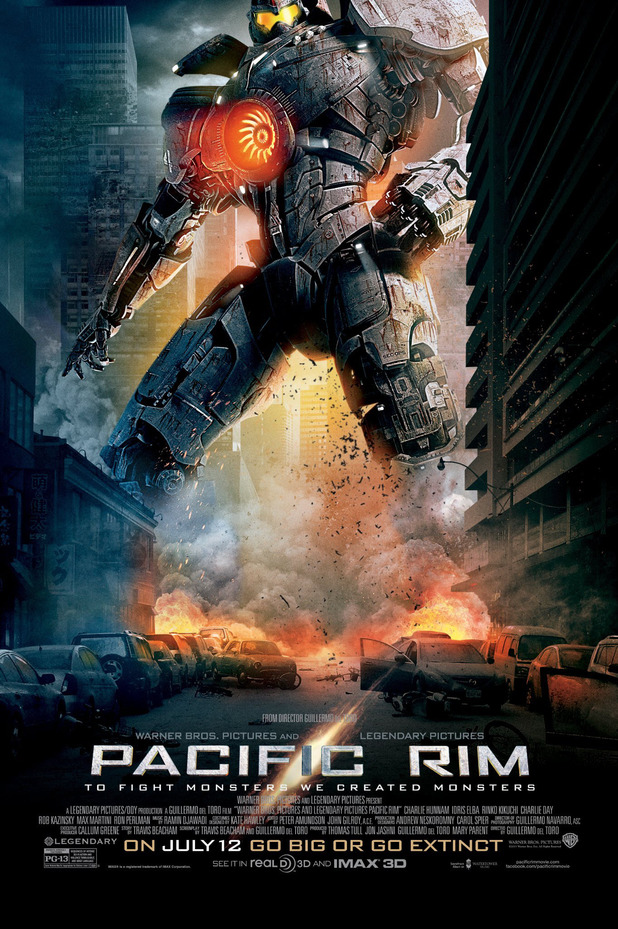 Pacific Rim: Rolling gallery