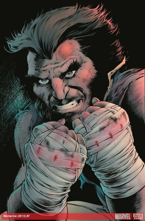 'Killable' Wolverine teaser from Marvel Comics
