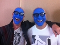 Pop group re-record their 1991 debut single for Global Smurfs Day 2013.